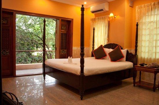 River Village Manor: unser Zimmer