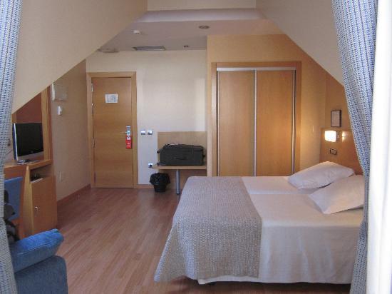 Hotel Blue Marques de San Esteban: Habitación Superior 1