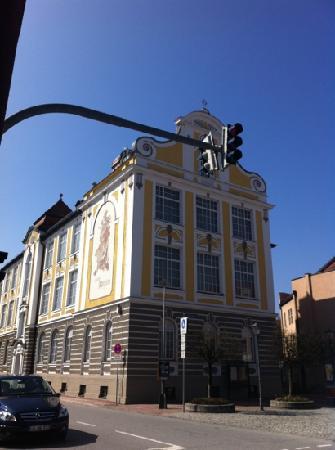 Stadtmuseum: 蔚蓝的天空