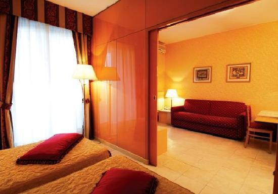 Atahotel quark due residence milan italie voir les for Quark hotel milano