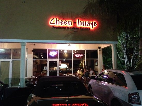 Photo of Mexican Restaurant Cheen Huaye at 15400 Biscayne Blvd # 118, Aventura, FL 33160, United States