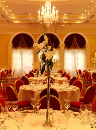 Clyde Court Hotel: Gala Dinner