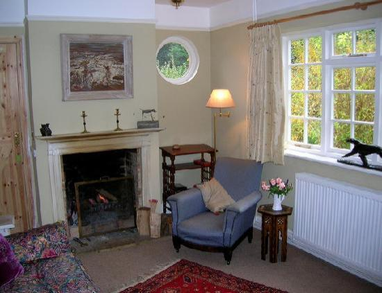 Larks Rise: Guest sitting room