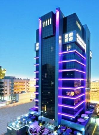 Raintree Hotel, Deira City Centre: Exterior
