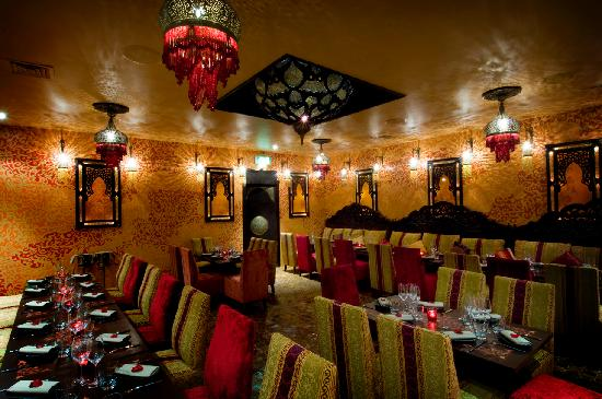 Kenza Restaurant: Dar Cherifa, Perfect for all of your Private Dining needs
