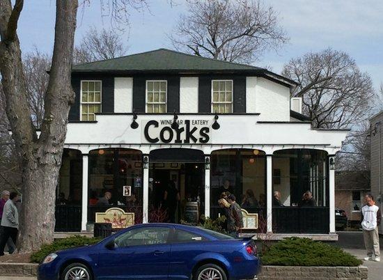 Corks Restaurant Niagara On The Lake 19 Queen St Menu Prices Reviews Tripadvisor