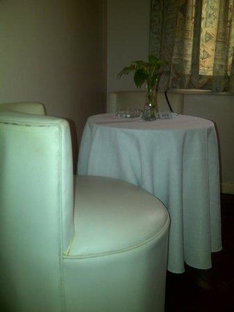 Hotel Suipacha Inn : Descanzo en Bs As