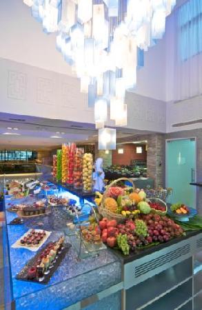 Raintree Hotel, Deira City Centre: The Chill Restaurant