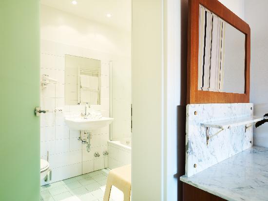 """Design Hotel Vosteen: """"Badezimmer"""""""