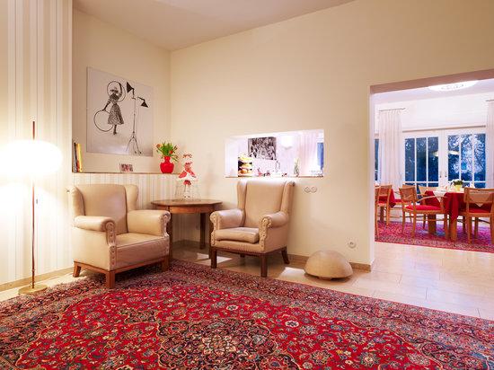 Design Hotel Vosteen: Lobby
