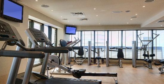 Raintree Hotel, Deira City Centre : Gym