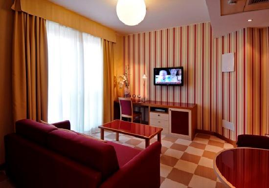 Atahotel The One : Soggiorno Appartamento Bilocale Superior