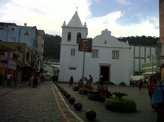 Angra Dos Reis, RJ: La Iglesia Matriz