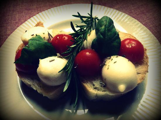 Abbraccia Morfeo: Something from breakfast