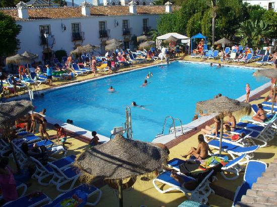 Globales Cortijo Blanco: main pool