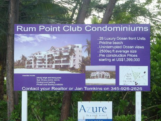 The Retreat at Rum Point: New condos to start construction