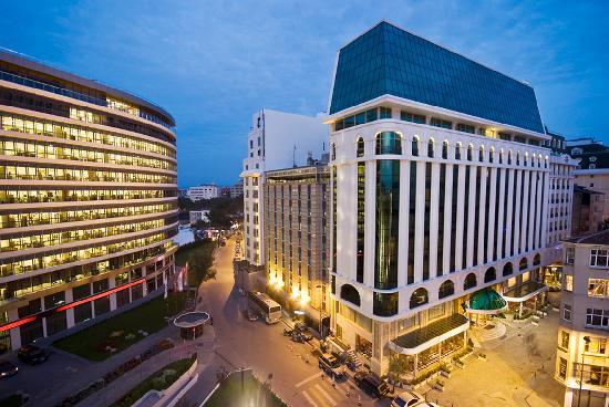 엘리트 월드 호텔