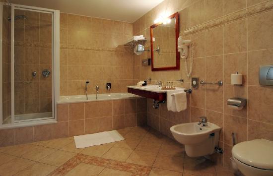 Boutique Hotel Constans: bathroom