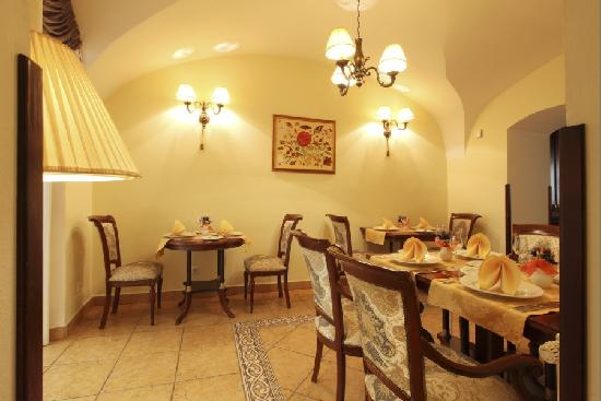 Boutique Hotel Constans: restaurant