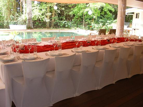 Birdsong B&B Port Douglas: Wedding Event 1
