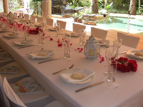 Birdsong B&B Port Douglas: Wedding Event 2