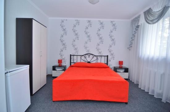Hotel Balti : люкс