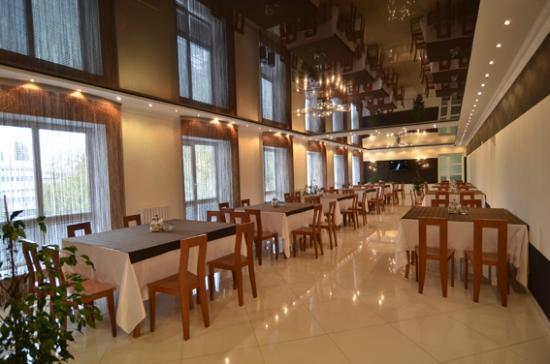 Hotel Balti : кафе