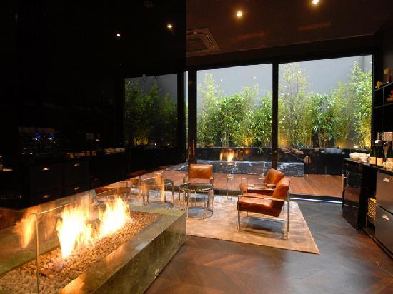 Hotel MANI: Restaurant
