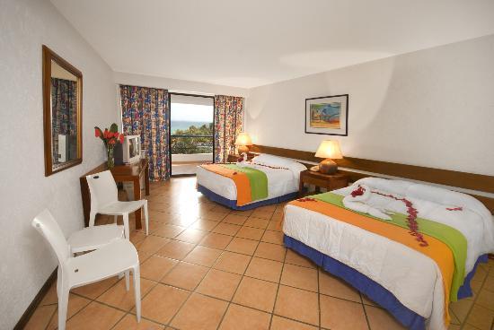 Hotel California: Habitacion 4 pax
