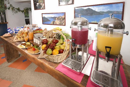 California Hotel: Desayuno Buffet