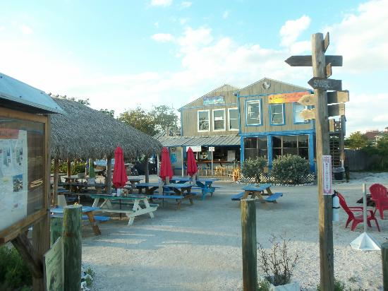 Barnacle Restaurant: Newly renovated Barnacle Phils