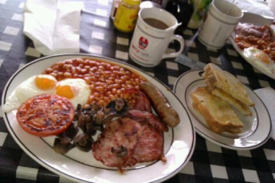 Wild Food Cafe Menu London
