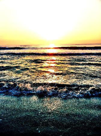 Anastasia State Park: Atlantic Ocean Sunrise
