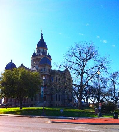 Courthouse-on-the-Square Museum: Denton County Courthouse Museum On-The-Square