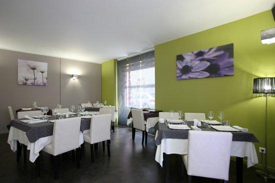 Restaurant Capion: 1ère salle