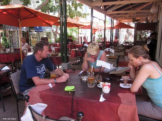 Gourmet: Im Restaurant Garten