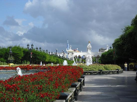 Plaza del Rosario de Nuestra Senora de Chiquinquira : piazza