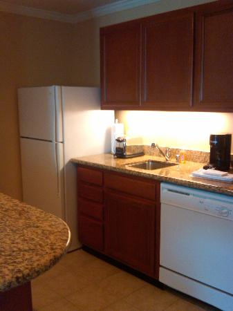 HYATT house San Diego/Sorrento Mesa: Kitchen