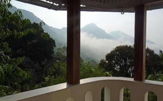 Windermere Estate: Balcony view
