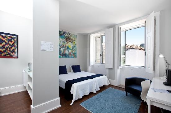 Cosme Guesthouse: Kadinsky Room