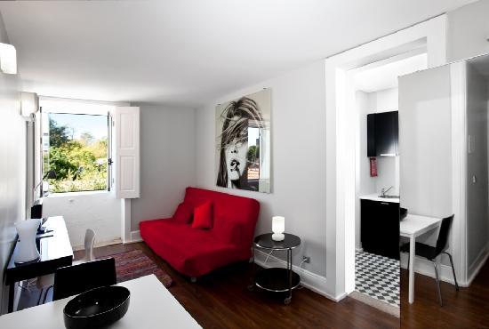 Cosme Guesthouse: Apartment Brigitte Bardot