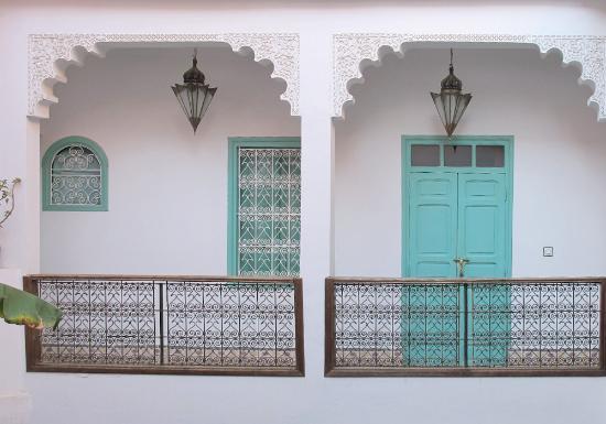 Inside Riad Farah