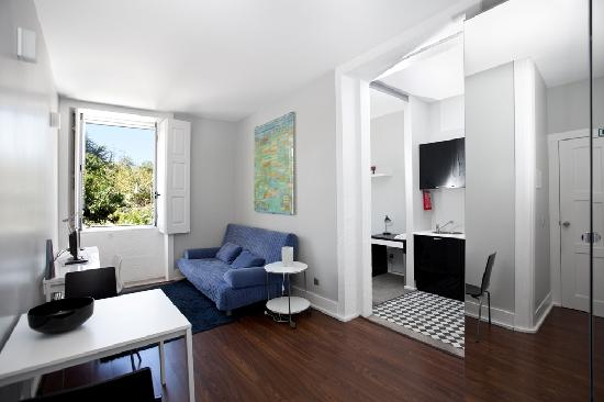 Cosme Guesthouse: Klee Room