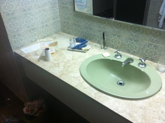 Everest Rio Hotel: bagno