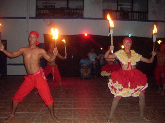 Sol Caribe San Andres: Shows