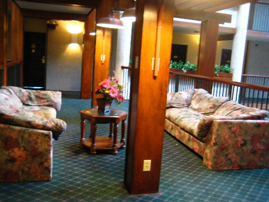 Clarion Inn Austin North: relax on the 2nd floor