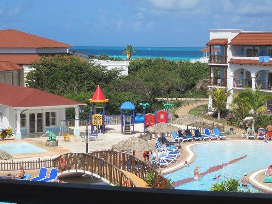 Memories Paraiso Beach Resort : View from room 5179