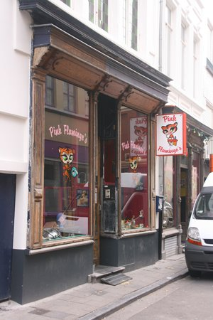 Photo of Nightclub Pink Flamingo's at Onderstraat 55, Ghent, Belgium
