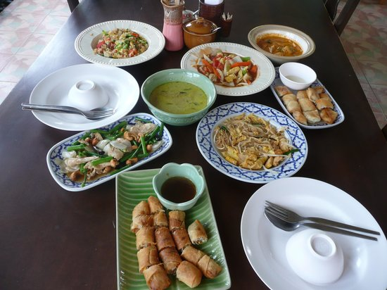 The Best Thai Cookery School