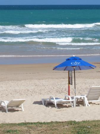 Prodigy Beach Resort Marupiara: praia linda, descanso total!